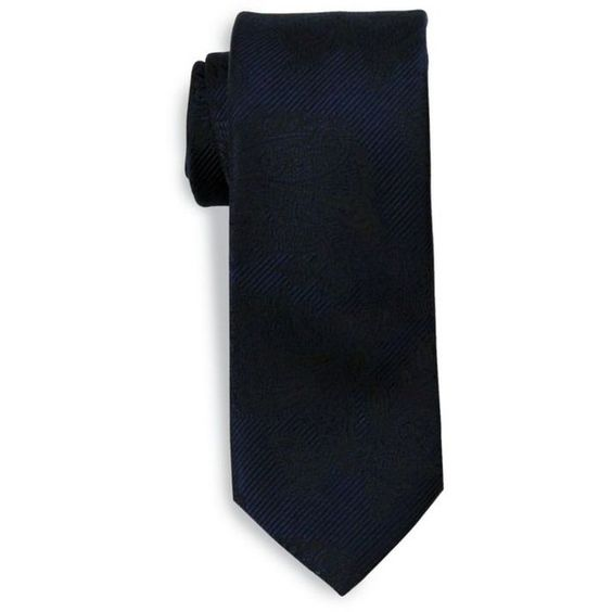Andrew Fezza Tonal Paisley Mens Paisley Tie ($27) ❤ liked on Polyvore featuring men's fashion, men's accessories, men's neckwear, ties, tonal paisley, mens ties and mens paisley ties