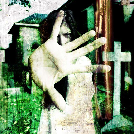 chemin de croix - série Eternity  90x90cm
