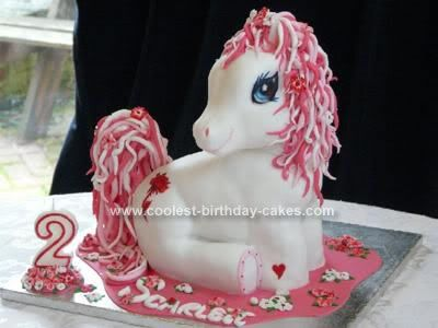 Tarta de My Little Pony. Tartas originales. | Ideas y material gratis para fiestas y celebraciones Oh My Fiesta!