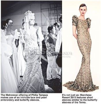 The rise of modern Filipiniana -