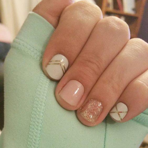 Gatsby and Daydream wraps, Party Dress TruShine Gel Enamel - beccasjamwraps.jamberry.com