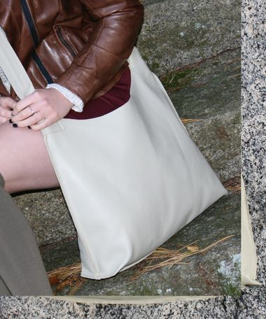 Meg Erickson's swag bag