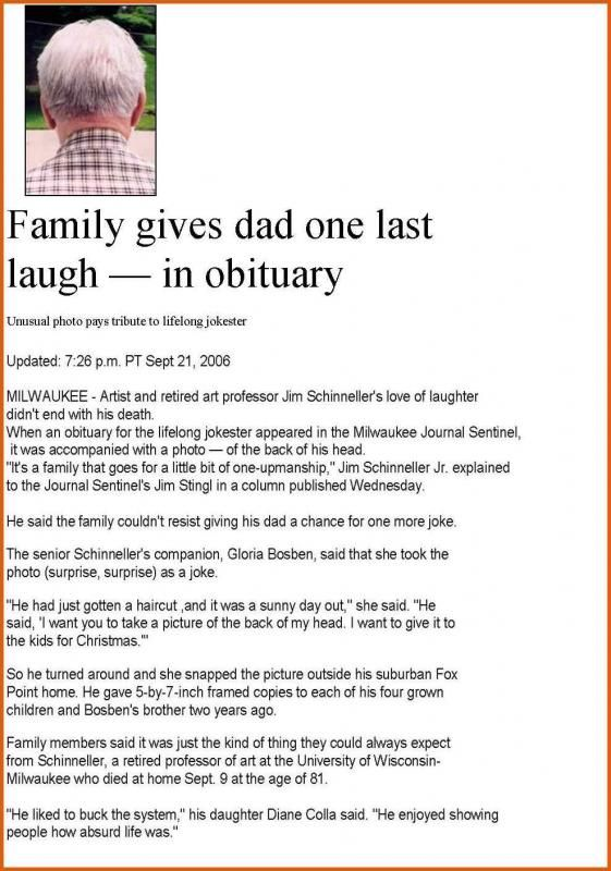 Sample Obituary For Mother Check More At Https