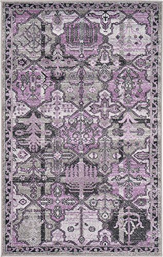 Geometric 3' 3 x 5' 3 Classic Tri-Color Purple Rug eSaleRugs http://www.amazon.com/dp/B00RDZAP4G/ref=cm_sw_r_pi_dp_QtwXub15J321G