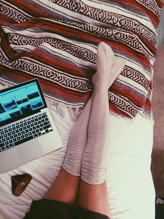 A laptopnak nem a hálószobában a helye!