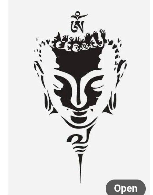 Pin By Cruzjennvye On Tattoo Ideas Buddha Tattoo Buddha Tattoos Buddha Tattoo Design