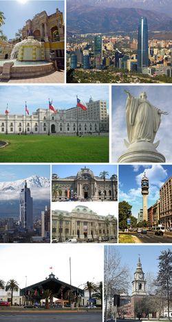 Santiago de chile collage.png