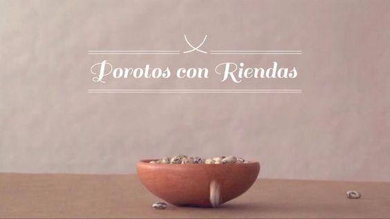 Porotos con Riendas by Cuchara de Palo. Para seguir metiendo la cuchara
