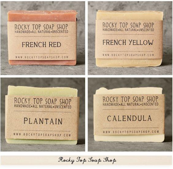 kraft wrapped handmade soaps: Gourmet Body, Easy Bein, Ain T Easy, Hand, Handmade Soaps, Kraft Wrapped