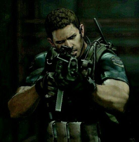 Chris Redfield Resident Evil Leon Resident Evil Movie Resident