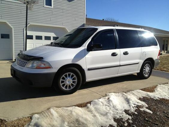 2001 Ford Windstar Lx New Tires Nice Ford Windstar New Tyres Ford
