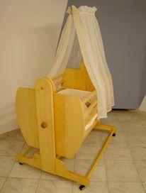 eine wiege f r kleine prinzen und prinzessinnen die. Black Bedroom Furniture Sets. Home Design Ideas