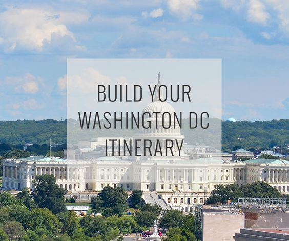 What to write on my essay about going to Washington D.C?