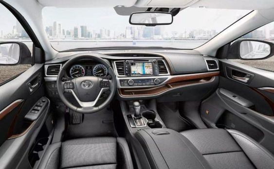 The 2020 Toyota Hilux Review Toyota Highlander Interior Toyota Hilux Toyota Highlander