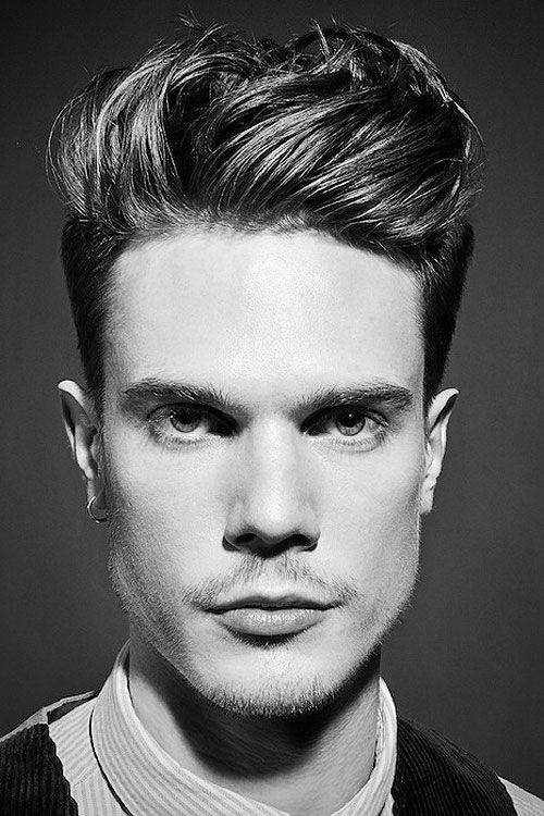 Pelo facial para hombre de 1920