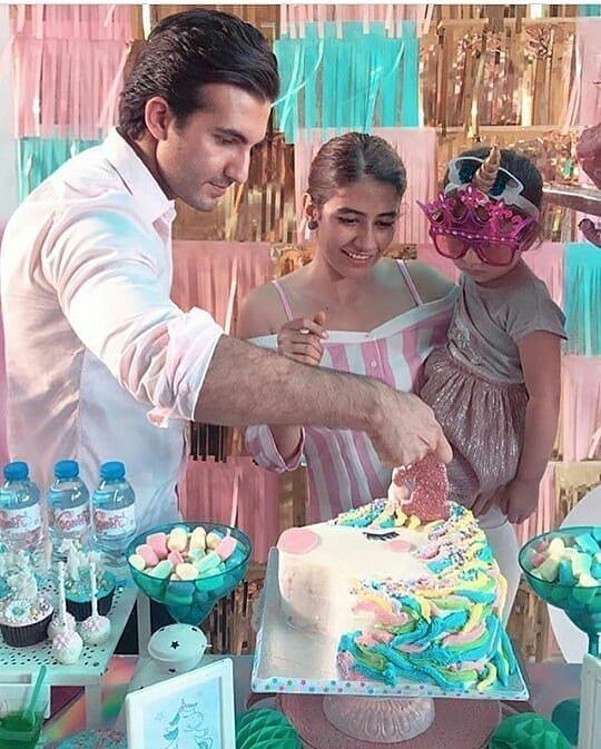 Pin by Iffat on Family in 2020 | Birthday, Unicorn theme party, Pakistani  wedding