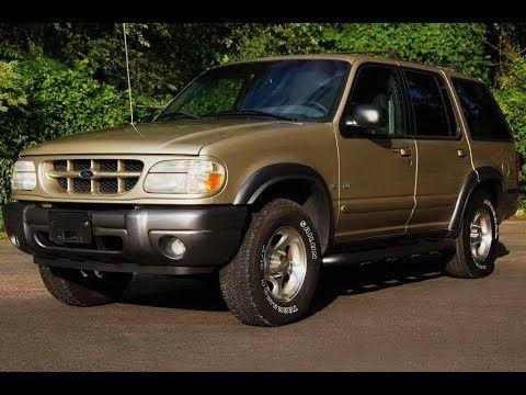 2000 Ford Explorer Xlt 5 0l V8 Awd Gold Ford Explorer Xlt Ford Explorer Ford Mustang Wallpaper