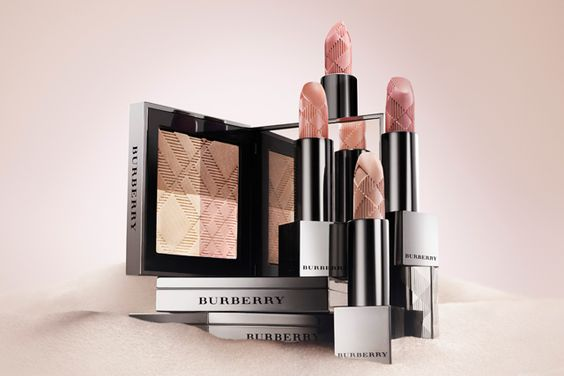 Burberry Beauty 'Iconic Nude' Summer 2012 Makeup Collection