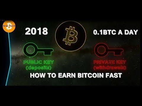 best way to earn bitcoins fast