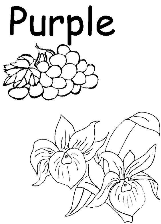 Preschool Printables PreSchool Worksheet Colors