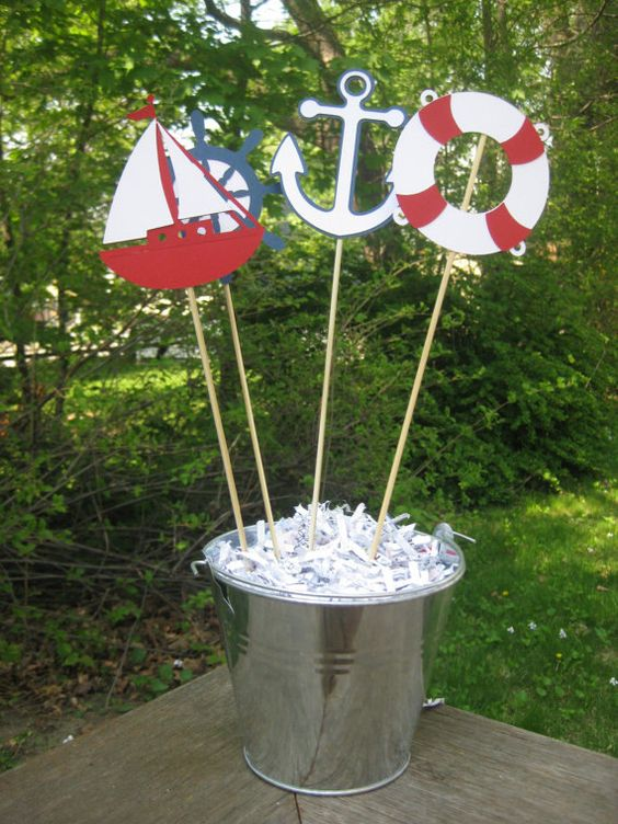cute nautical decorations