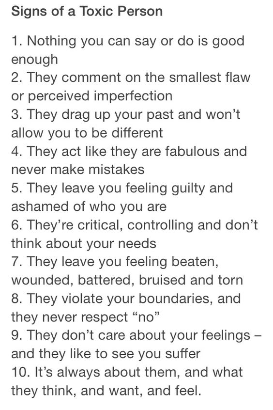 6 toxic relationship signs