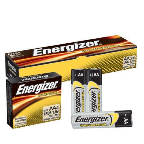 Click Now 48 X Energizer Industrial Aa Alkaline Batteries En91 Lr6 1 5v Exp 12 2026 Energizer Alkaline Battery Ebay