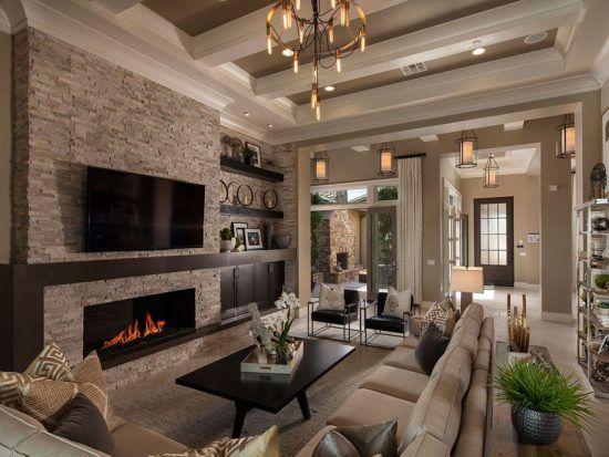 27 Beautiful Earth Tone Living Room Designs Earth Tone Living Room