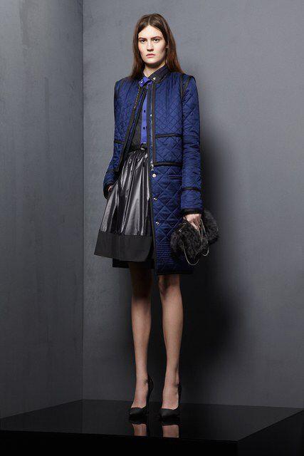 Proenza Schouler | Pre-Fall 2012 Collection | Vogue Runway