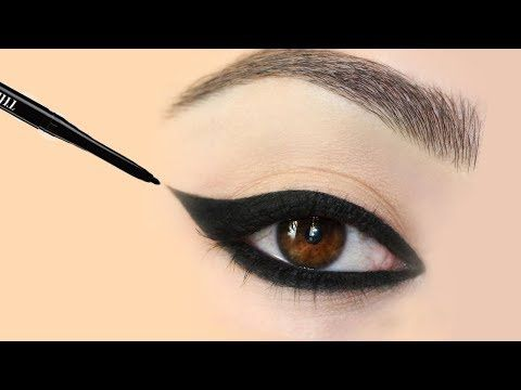 7 Different Kajal Eye Look 7 अलग क जल ल क How To