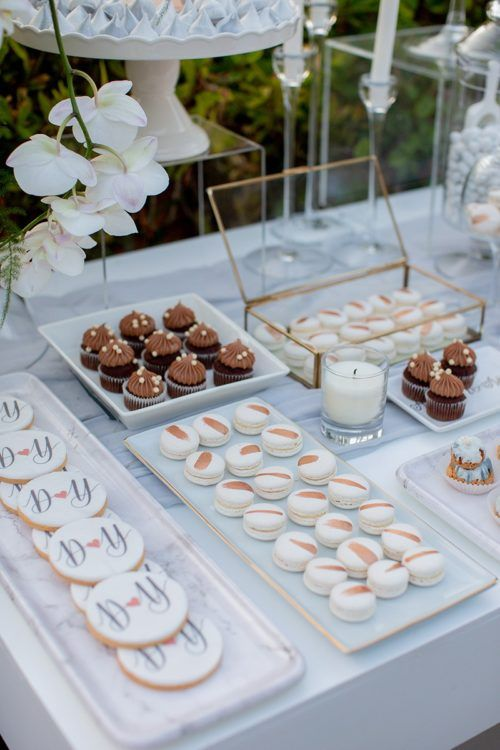 Destination Wedding In Athenian Riviera With Images Wedding Dessert Table Elegant Wedding Dessert Table Dessert Bar Wedding