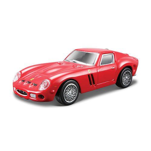 Bburago Ferrari Series Race and Play 1:43 Scale Die-Cast Car- Red 250 GTO $9.99  #Reviews