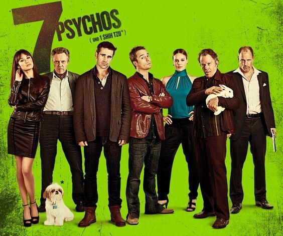 Jetzt am 7 Psychos Gewinnspiel teilnehmen und tolle Preise mit Philips und redcoon.de gewinnen.