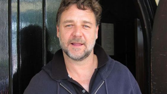 """Russell Crowe, starring in """"Noah"""", """"Gladiator"""", """"The Silver Brumby"""" (first film I ever saw him in, before he made it big) and """"A Beautiful Mind""""."""