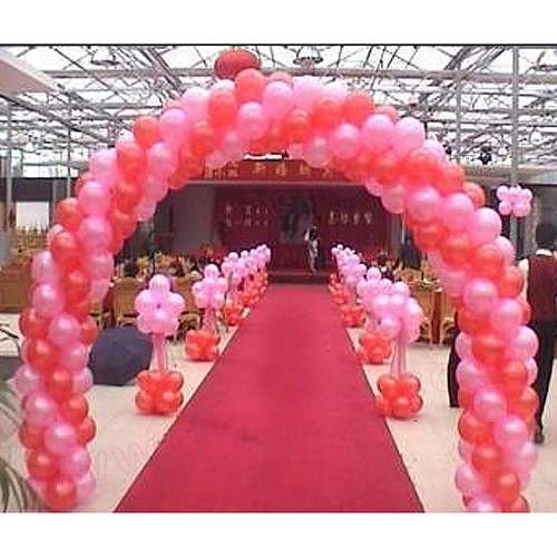Red Stylish Party Decorations Balloons High Quality Natural - Party decorations balloons
