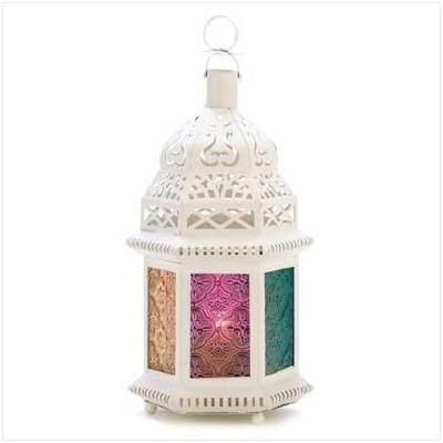 Ivory Enchantment Candle Lamp Free Shipping!