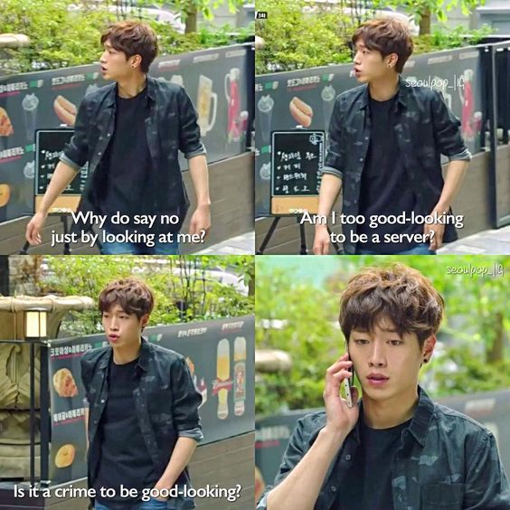 Seo Kang Joon | Cheese In The Trap: