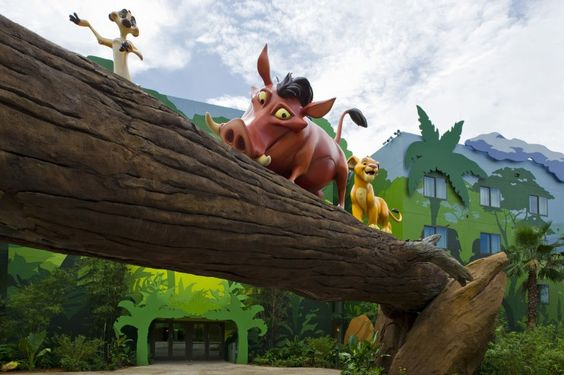 Why Stay at a Disney World Value Resort?