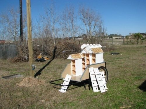Purple Martin House Plan Book - Purple Martin Products - The Birds & Bees…