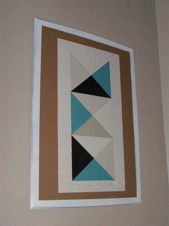 Pinterest le catalogue d 39 id es - Tableau geometrique scandinave ...