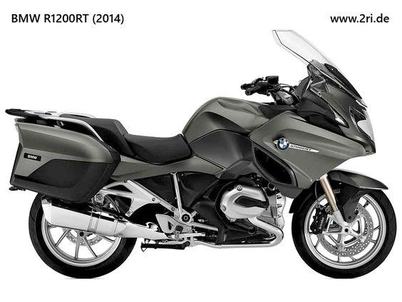 BMW R1200RT (2014)