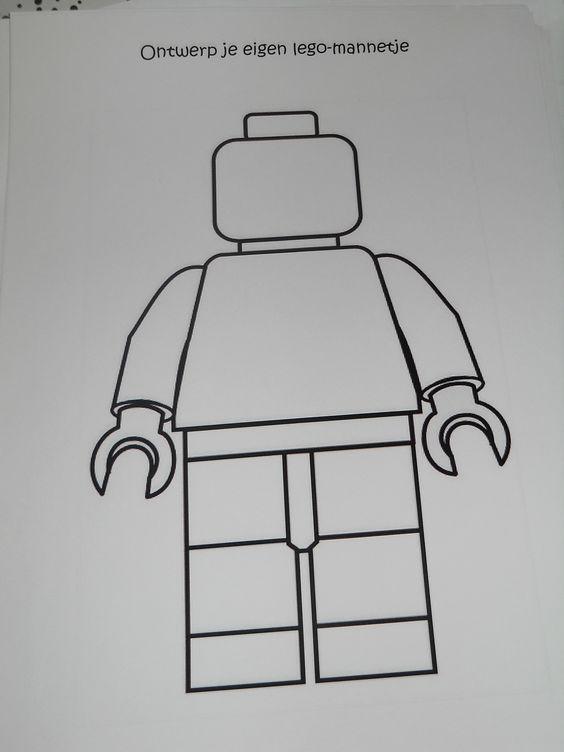 Ontwerp je eigen lego mannetje lego pinterest for Ontwerp je eigen kantoor