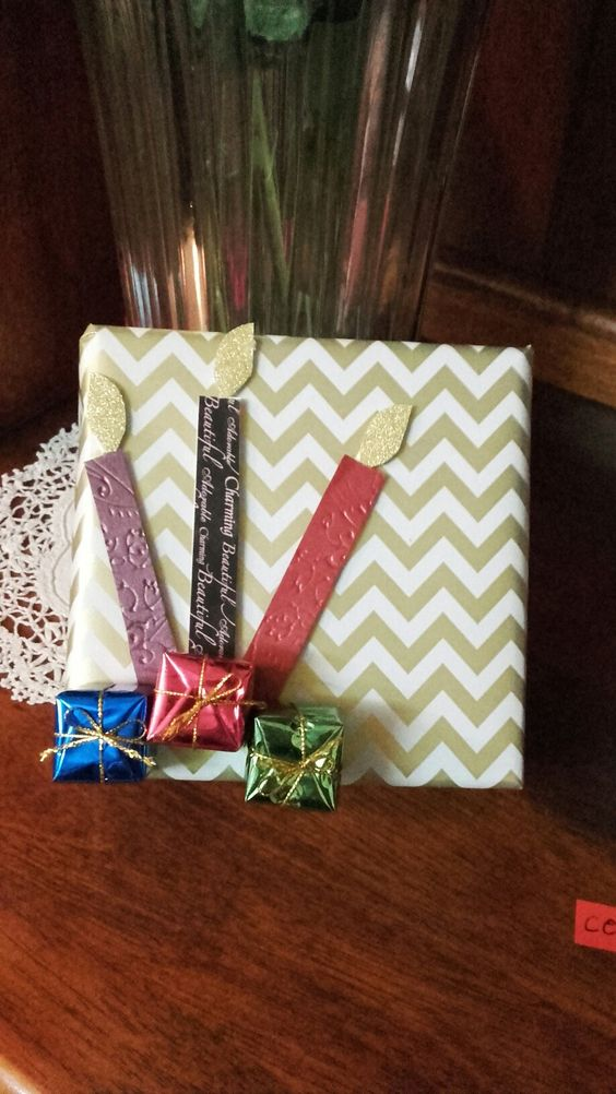 Party time made special with the perfect gift wrapping!