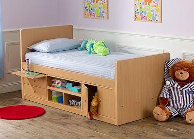 Fotos de modelos de camas para ni os ideas para - Camas para ninos pequenos ...