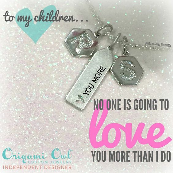 Origami Owl Core Collection #loveyoumore #jewelry #mama