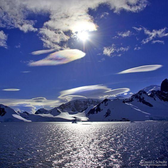 Sunrise in Antarctica by David C. Schultz on 500px