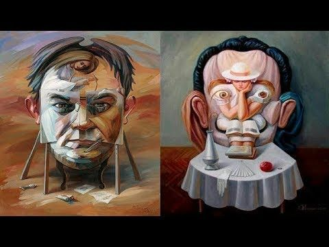 50 Optical Illusions Art Ideas Lesson Drawing Tutorial Body Art Wall Art Street Art Part 2 Youtube Illusion Art Art Drawings