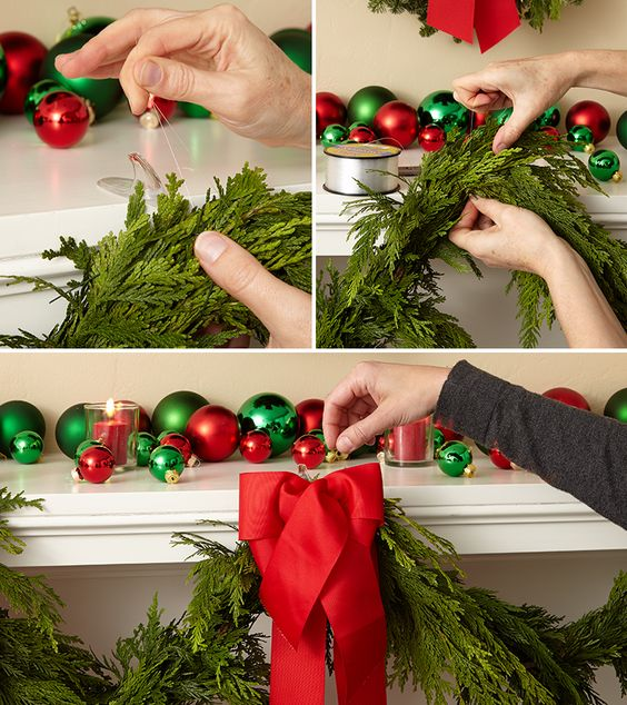 How To Hang, Christmas Garlands And The O'jays On Pinterest