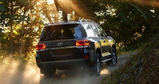 2020 Toyota Land Cruiser Redesign Toyota Land Cruiser Land Cruiser Toyota