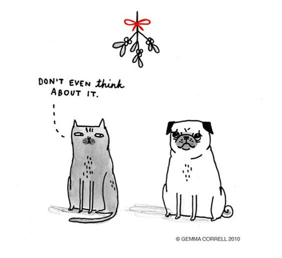 Fantastically Funny Illustrations by Gemma Correll (11 total) - My Modern Met